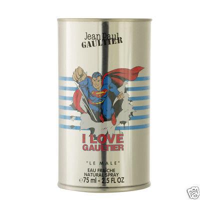 Jean Paul Gaultier Le Male Superman Eau Fraîche Eau De Toilette 75 ml (man)