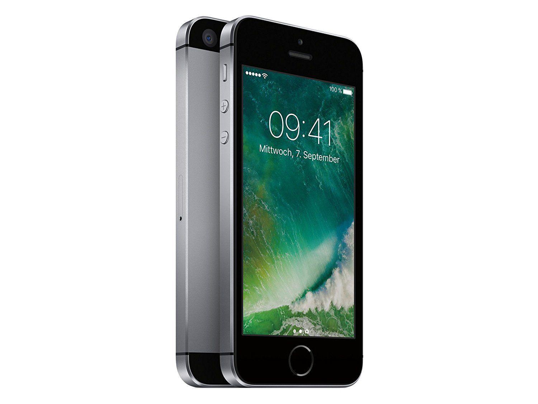 Apple iPhone SE 64GB Space grau iOS Smartphone Handy ohne Vertrag LTE/4G WOW !!!