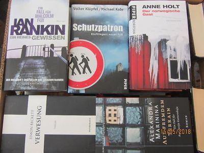 36 Bücher Romane Krimi Thriller Psychothriller  Top Titel Bestseller