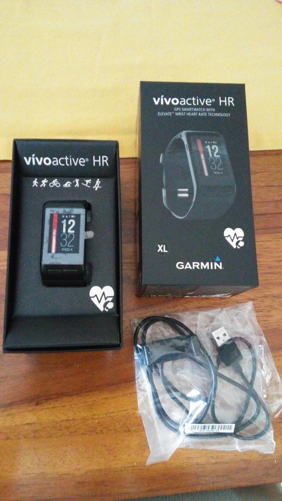 Garmin Vivoactive HR XL