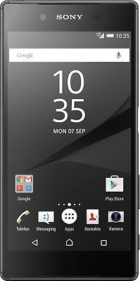 Sony Xperia Z5 Schwarz, Android Smartphone, NEU Sonstige