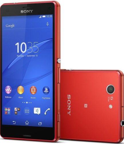 Sony Xperia Z3 Compact D5803 (Ohne Simlock) Handy 16GB 4G Smartphone