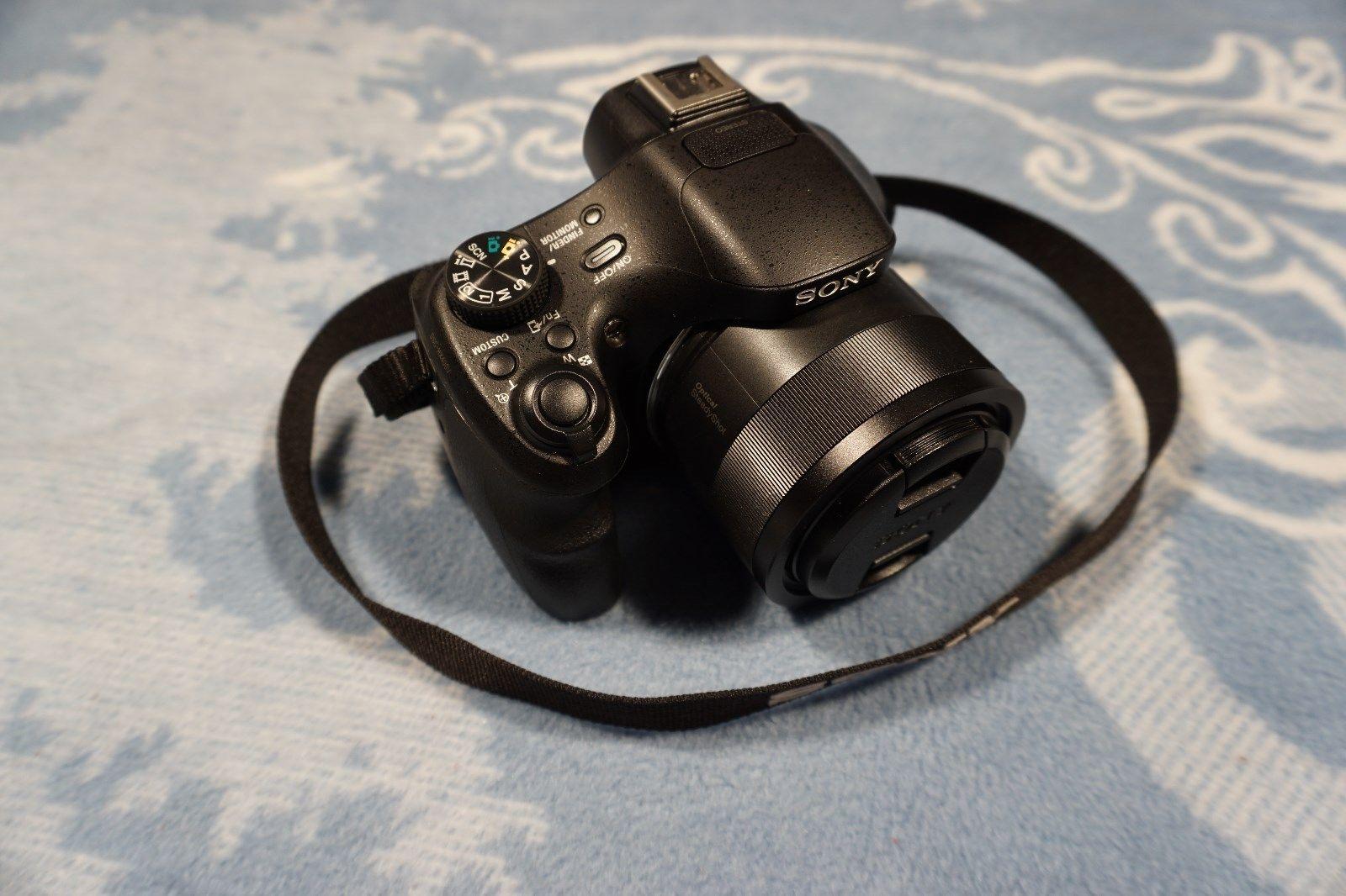 Sony Cyber-shot DSC-HX400V 20.4 MP Digitalkamera - Schwarz