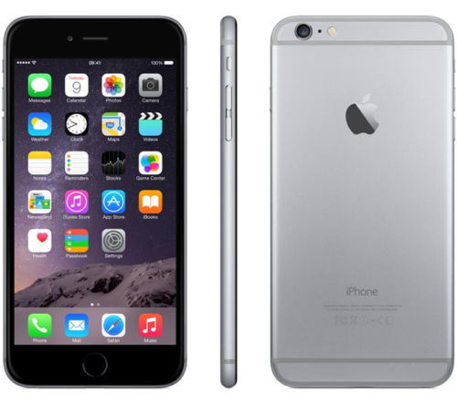 Apple  iPhone 6s - 64GB - Space Grau (Ohne Simlock) Smartphone 4G LTE NUR KURZE