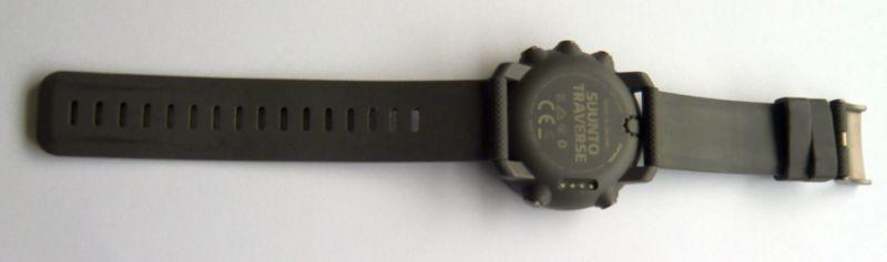 Suunto Traverse Graphite Outdooruhr Sportuhr GPS Armbanduhr Bluetooth TrackBack