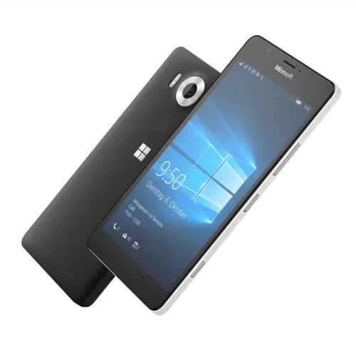 Nokia Microsoft Lumia 950 (RM-1105) AT&T GSM SIM FREE Telefon - 32GB