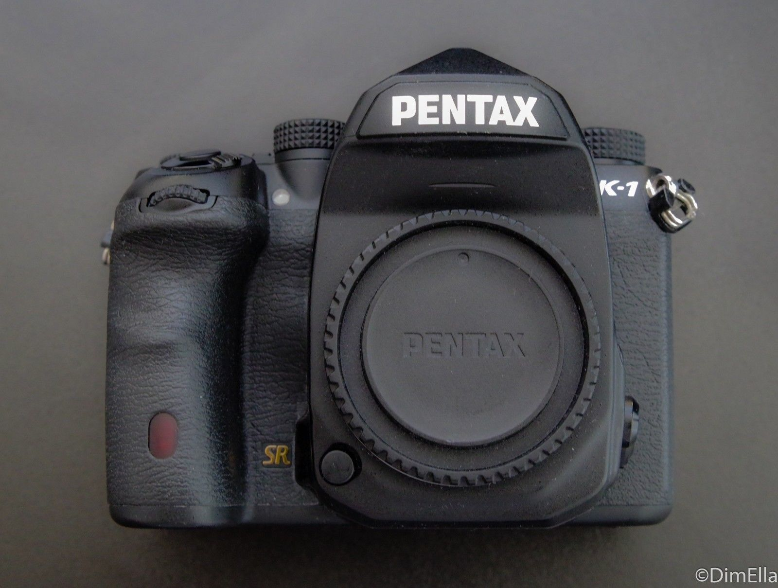 PENTAX K-1Vollformat in sehr gutem Zustand mit 2 Objektiven