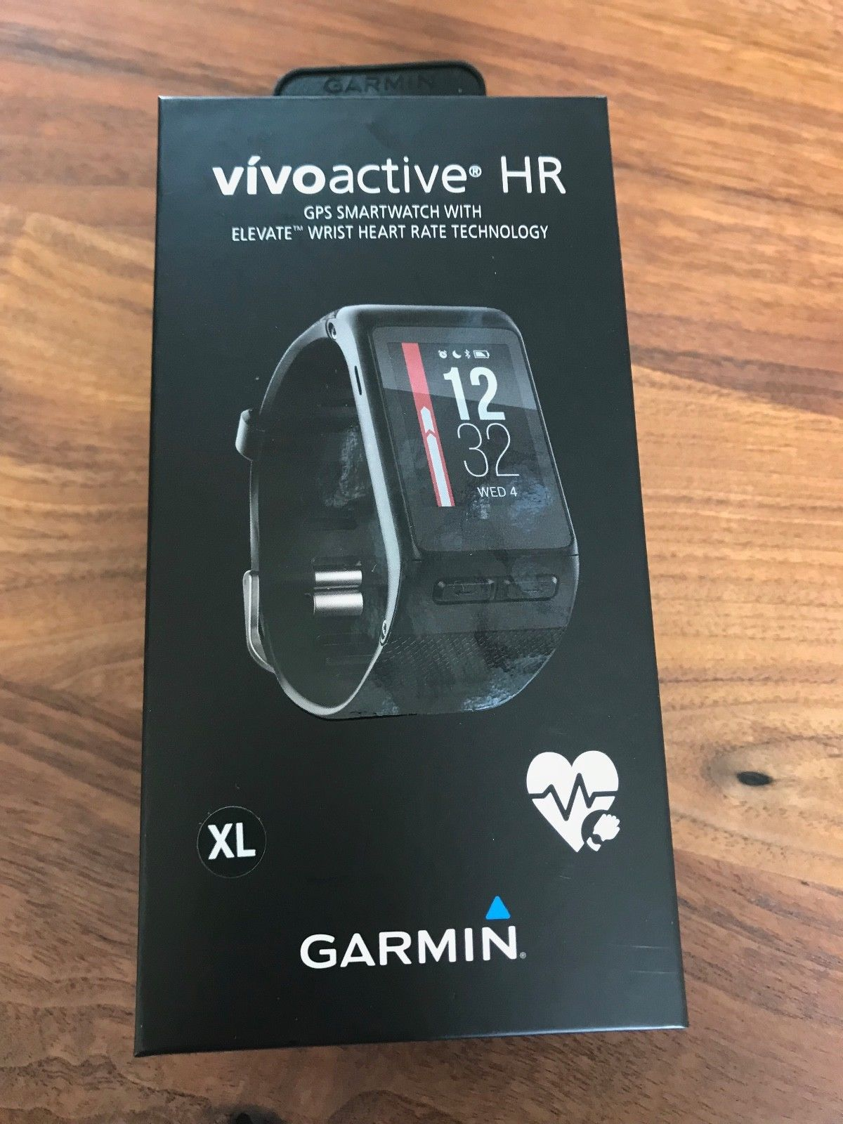 garmin vivoactive hr gps multisport Uhr, neuwertig, in OVP