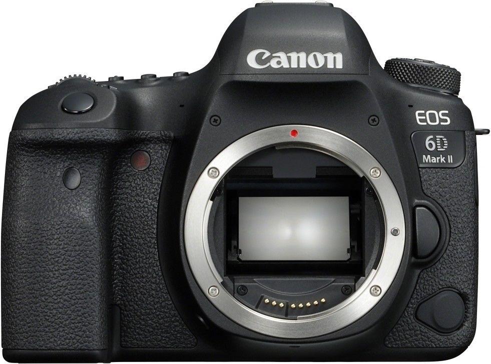 Canon EOS 6D Mark II 26.2 MP Body Digitalkamera Spiegelreflexkamera Kamera MK