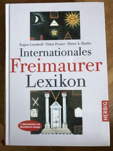 Freimaurer 10 Bücher zum Thema Freimaurerei