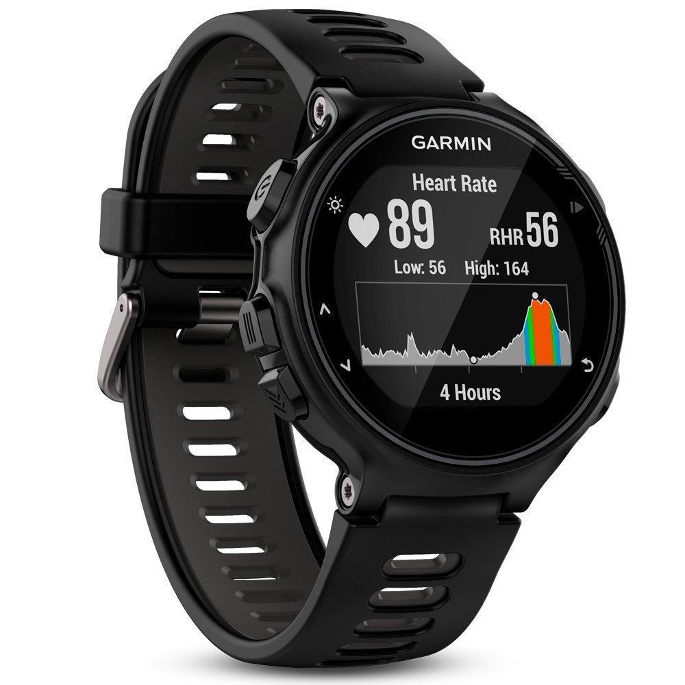 Garmin Forerunner 735XT, Europe, Black/Gray #defekt