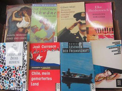100 Bücher Taschenbücher rororo Verlag