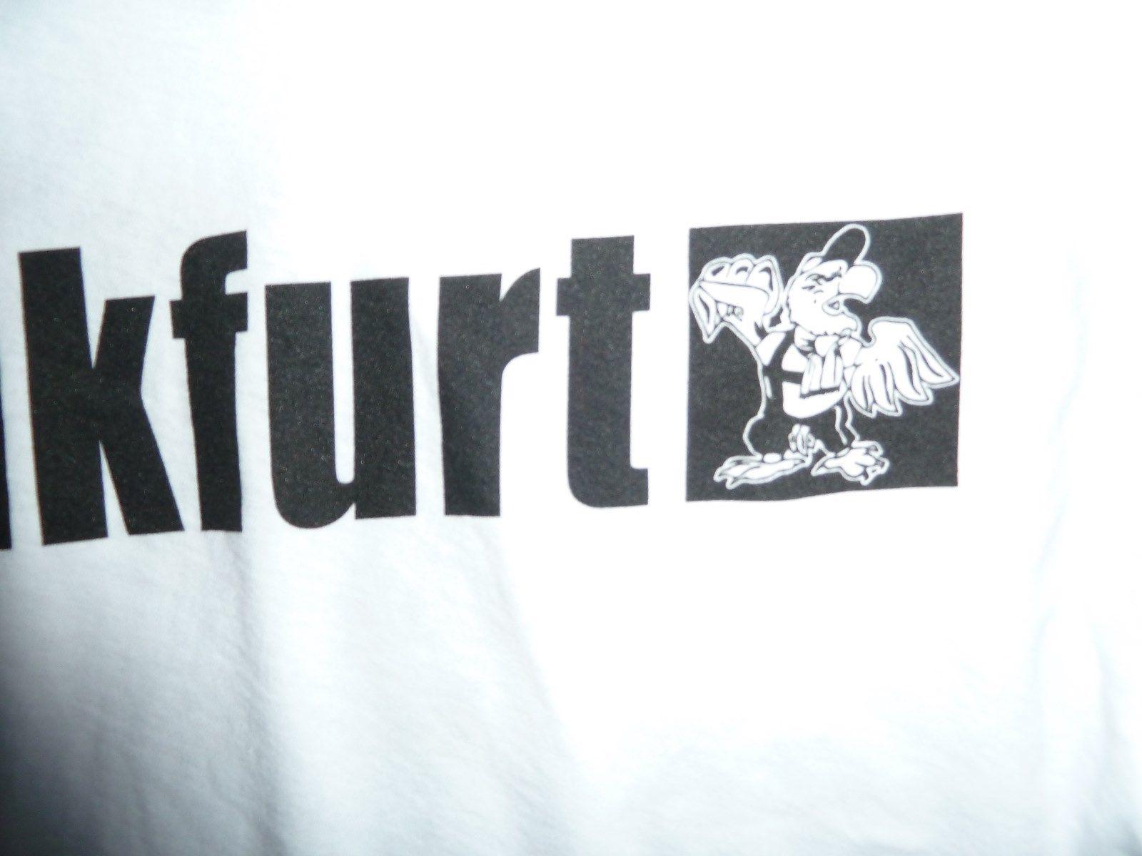 T-Shirt Eintracht Frankfurt Pokalfinale 2018 Nummer 12 Neu Berlin Gr.L