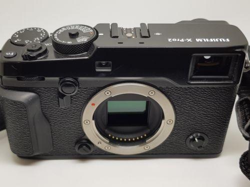 Fujifilm X Series X-Pro2 Digital Camera - Schwarz (Nur Gehäuse)