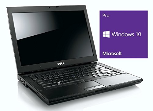 Dell Latitude E6410 | Notebook | 14,1 Display | Intel i5-520M @ 2,4 GHz | 4GB DDR3 RAM | 250GB HDD | DVD-Brenner | Windows 10 Pro vorinstalliert (Zertifiziert und Generalüberholt)