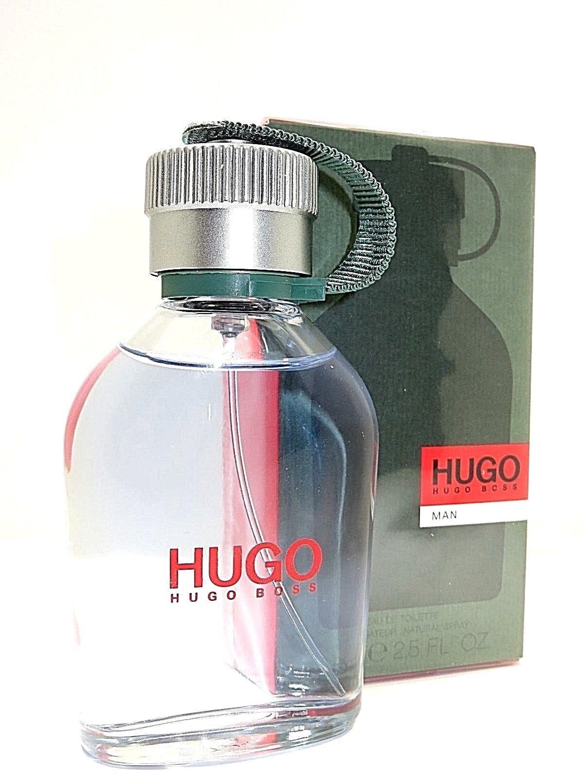 Hugo Boss Hugo Man Eau de Toilette 200 ml OVP
