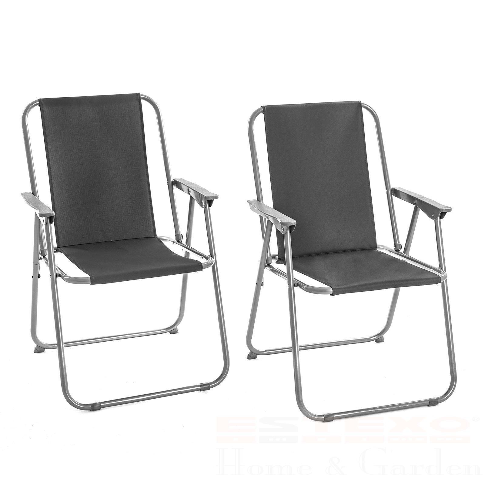 2er Set Camping Stuhl Klappstuhl Angelstuhl Anglerstuhl faltbar ultraleicht