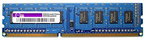 1GB Elpida DDR3 RAM PC3-10600U-9-10-A0 1333MHz 1Rx8 EBJ10UE8BDF0-DJ-F 497156-B88 (Zertifiziert und Generalüberholt)