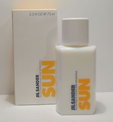 Jil Sander Sun - Eau de Toilette Spray 75 ml