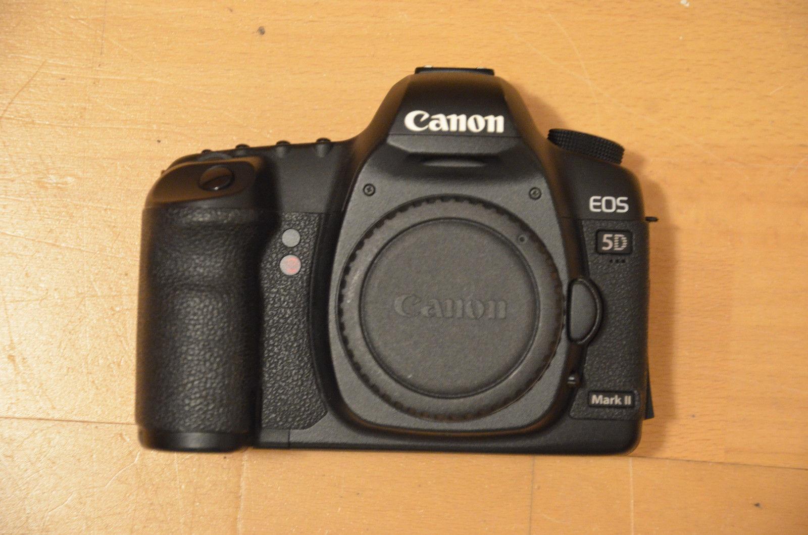 Canon EOS 5D Mark II  BODY nur 18.000 Shots