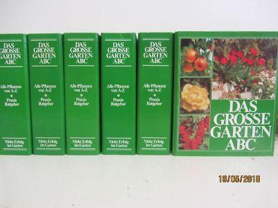 Das grosse Garten ABC Alle Pflanzen von A-Z Praxis Ratgeber in 6 Ordnern