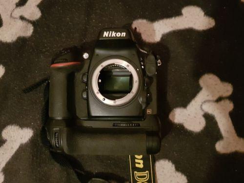 Nikon D D800E 36.3 MP SLR-Digitalkamera - Schwarz (Nur Gehäuse)