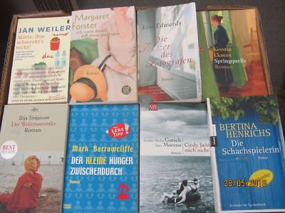 53 Bücher Romane Top Titel Bestseller Paket 1