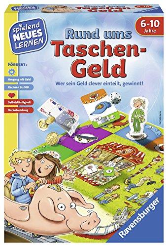 Ravensburger 24996 Rund Ums Taschengeld Lernspiel