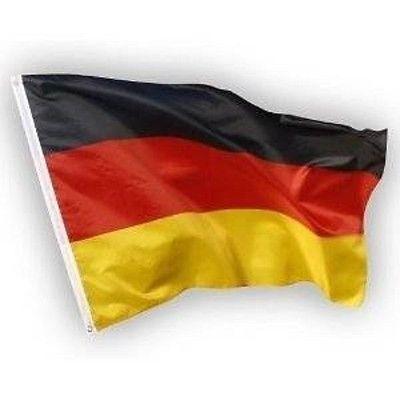 Deutschland Flaggen 90x150 cm & 60x90 cm Deutschlandfahne Deutsche Fahne 2 Ösen