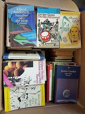 Weltliteratur - 80 Bücher - Buchpaket Bücherpaket Buchsammlung