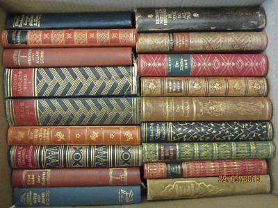 53 Bücher antiquarische Bücher