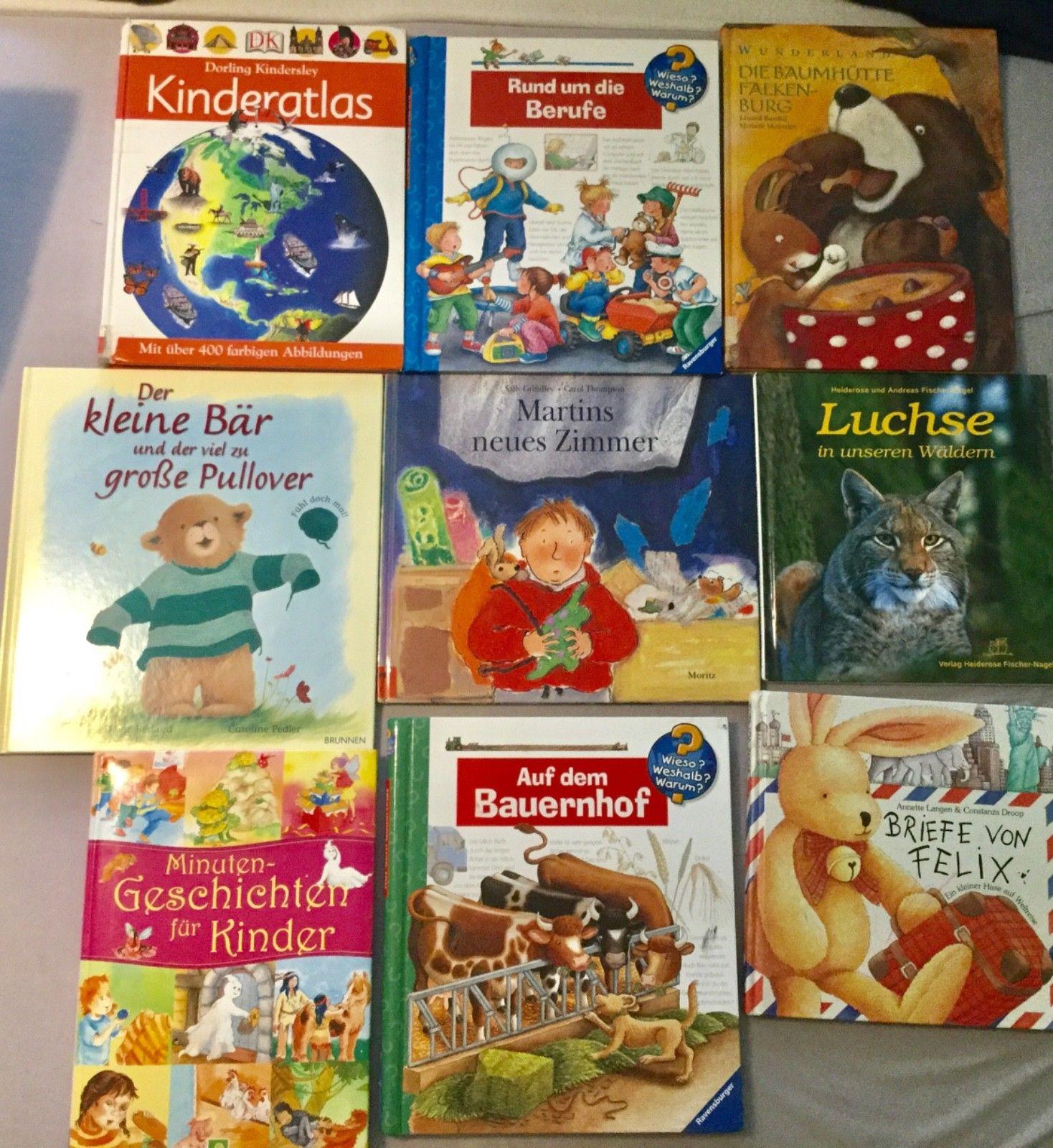 Konvolut Bilderbücher Kinderbücher 40 Stück ??????