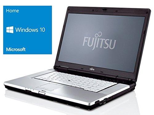 Fujitsu Lifebook E780 Notebook / Laptop | 15.6 Zoll Display | Intel Core i5 M520 @ 2.40GHz | 2GB DDR3 RAM | 160GB HDD | DVD-Brenner | Windows 10 Home vorinstalliert (Zertifiziert und Generalüberholt)