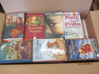 82 Bücher Jugendromane Jugendbücher junge Leser Top Titel