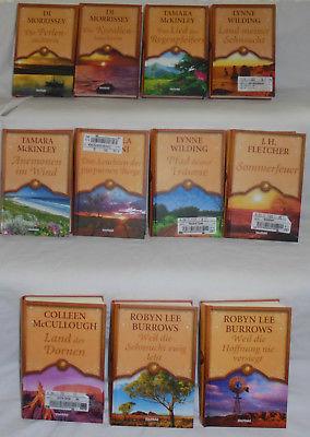 11x Weltbild Sammler Editionen Bücherpaket Bücher Sammlung Romane Länder top!