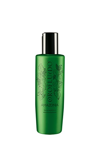 OROFLUIDO Amazonia Tiefenreparatur Shampoo für Strapaziertes Haar, 200 ml