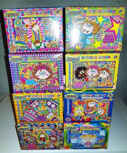 8 Stück Clementoni Mini Puzzle Kindergeburtstag Mitgebsel Mitbringsel Tombola