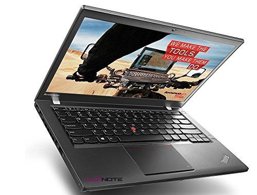 Lenovo ThinkPad T440s i5 Business-Notebook – 128 GB SSD – Intel Duo-Core i5 Prozessor – 8 GB DDR Ram – Premium Laptop mit 14 Zoll HD+ GrafikDisplay (Zertifiziert und Generalüberholt)