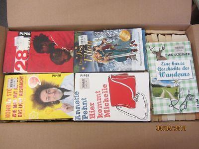 73 Bücher Taschenbücher Piper Verlag