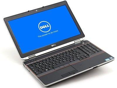 Dell Latitude E6520 Notebook Core i5-2520M 8GB RAM 256GB SSD 15,6