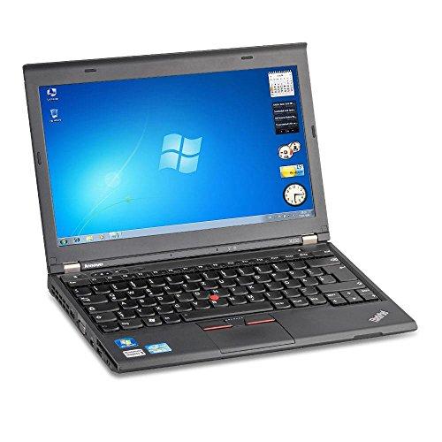 Lenovo ThinkPad X230 Notebook (Intel i5 2.6GHz, 12.5 Zoll, 4GB RAM, 320GB HDD, WXGA, UMTS, Windows 7) (Zertifiziert und Generalüberholt)