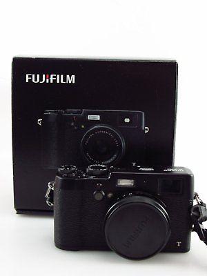 FUJI X100T X  T Digitalkamera Kamera schwarz in OVP NP 1199,- EUr