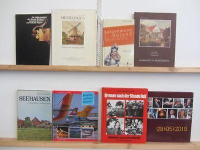53 Bücher Bildbände Bremen Bremensien bremer Geschichte Reiseführer