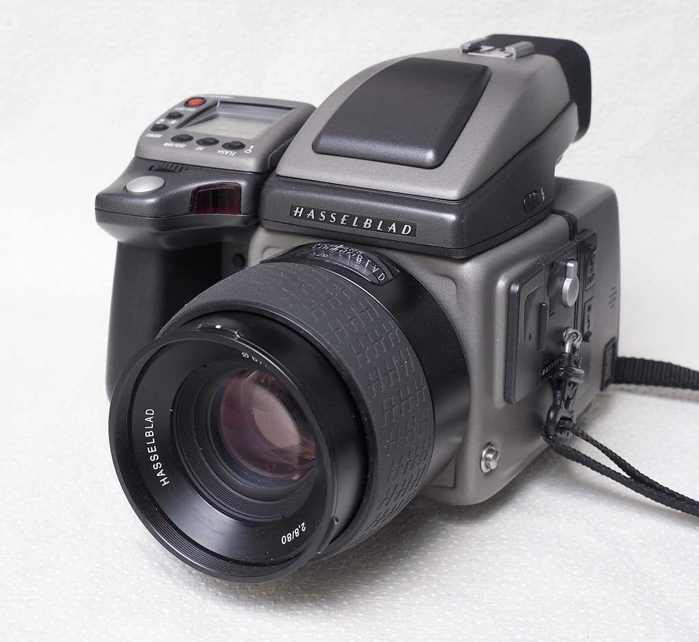 Hasselblad H3 D II - 39 Mittelformat Digitalkamera H3D mit Objektiv HC 2,8 80mm