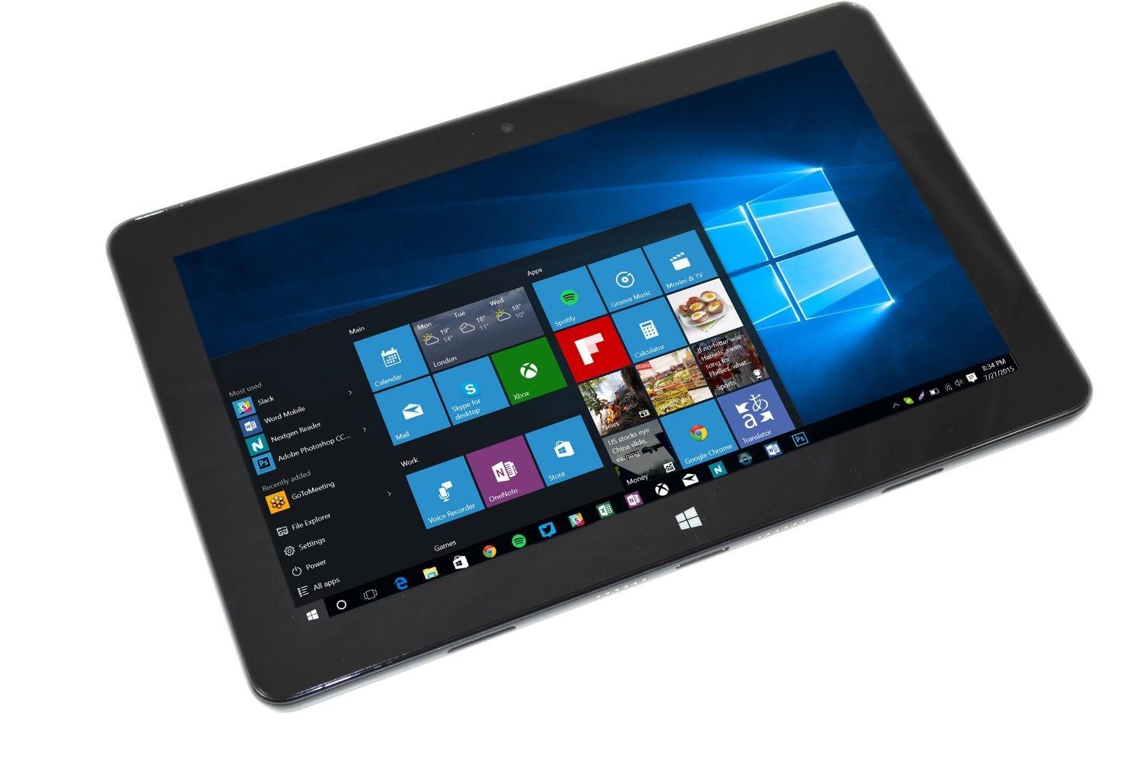 Dell Venue 11 Pro 5130 WiFi Z3775 Quad-Core 64GB 10,8