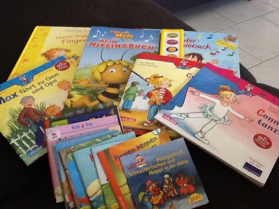 Kinderbücher Paket Carlsen Pixi Ravensburger, Conny, Drache Kokosnuss