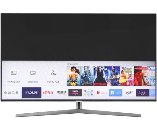 Samsung UE55MU8009TXZG 4K/UHD LED Fernseher 138 cm [55 Zoll] Silber