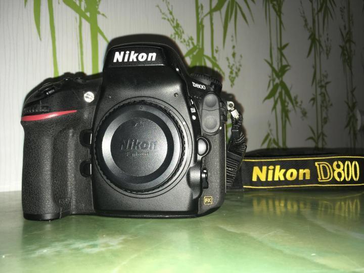 Nikon D 800