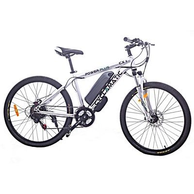 Cyclamatic Power Plus Cx1 Electric Mountain Bike W/ Lithium-Ion Battery