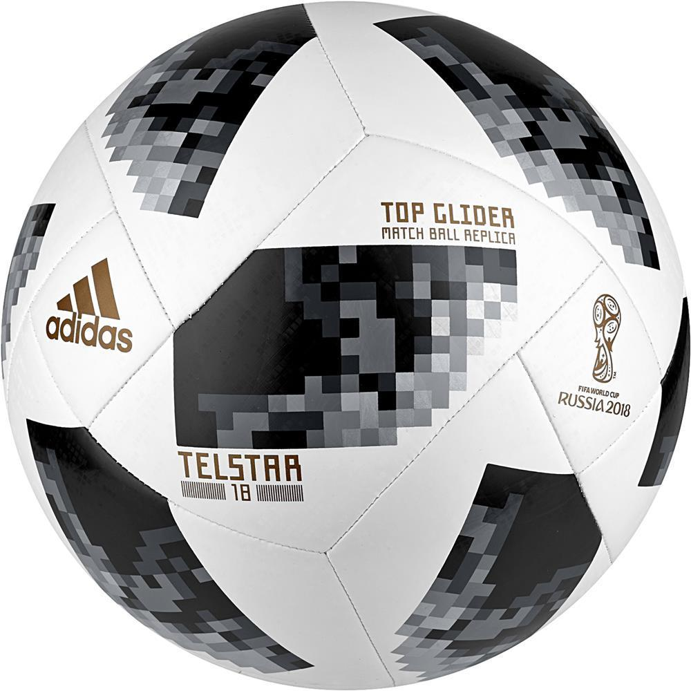 adidas World Cup Top Glider Ball | WM 2018 | Trainingsball | Fussball | CE8096